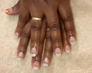 Get your nails perfectly done by a professional at a cheaper price