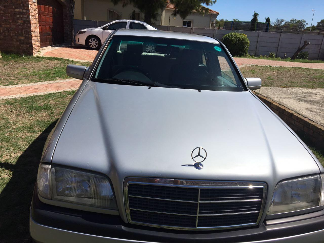 mercedes benz w202 c180 for sale port elizabeth public. Black Bedroom Furniture Sets. Home Design Ideas