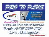 DStv Installer & Repairs ,CCTv