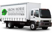 Iron Horse Relocations - House Moving & Office furniture removals Company