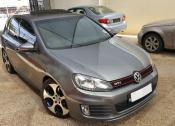 Volkswagen GOLF 6 GTI DSG