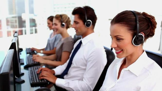 12 Call center agents needed: urgently