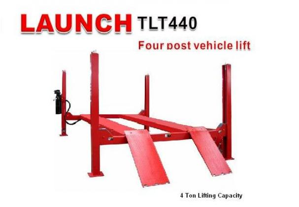 4 post vehicle lift