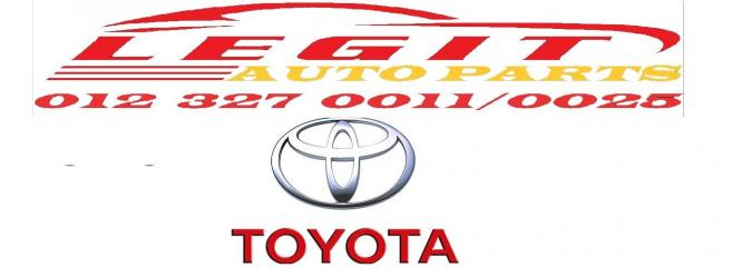 TOYOTA SPARE PARTS .