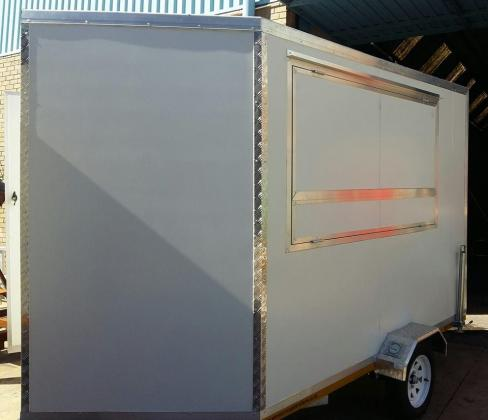 Catering Store Best Offer Affordable Mobile Kitchen Trailer for Sale