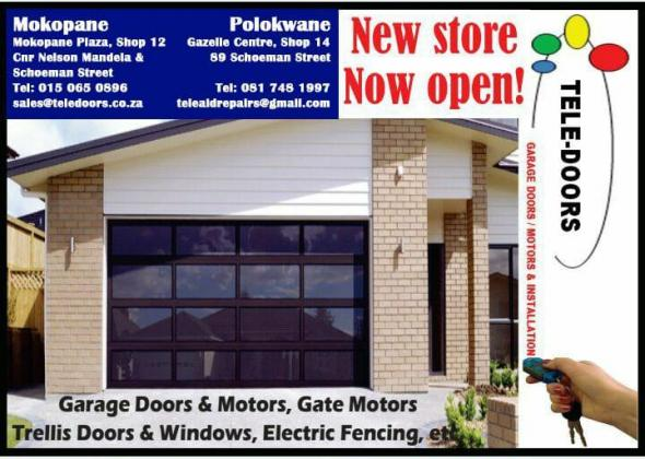 Garage Doors / Garage Motors & Installation