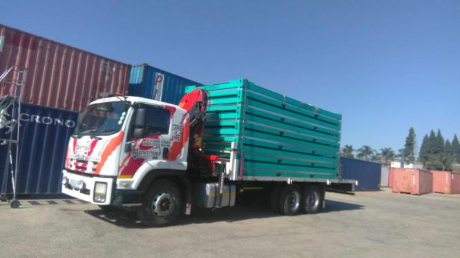 Heritage Transport Crane and Truck Hire