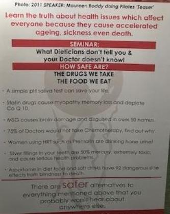 Know the Truth! WHAT DIETITIANS DON'T TELL YOU & YOUR DOCTOR DOESNT KNOW