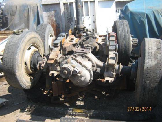 Marmar Truck spares