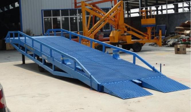 Movable Hydraulic Loading Yard Ramps in Johannesburg, Gauteng