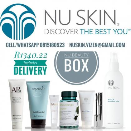 Nu Skin - Discover the best you