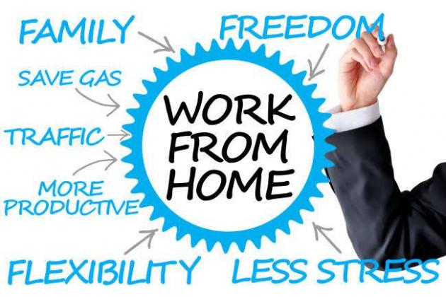 Work From Home Career