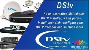 Accredited Dstv installer P...