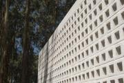 Breeze blocks to make open spaces better