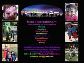 Entertainers for hire