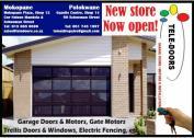 Garage Doors / Garage Motors & Installation