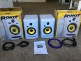 KRK Rokit5,8,vxt8 Active monitors