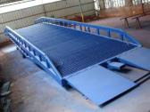 Movable Hydraulic Forklift Loading Ramps