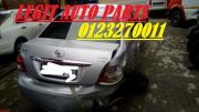 TOYOTA YARIS STRIPPING FOR SPARES