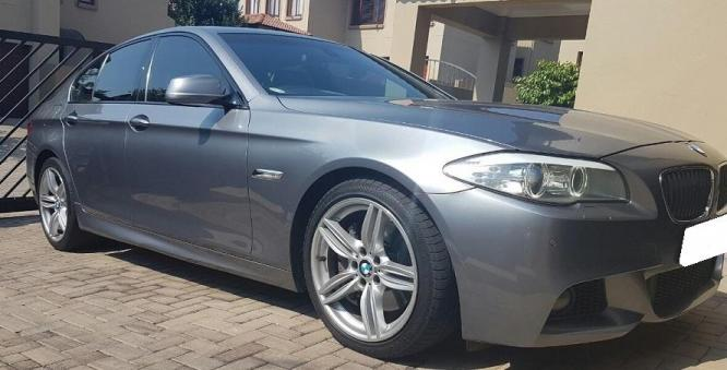 2011 BMW 535d Motorsport - Rent to Own
