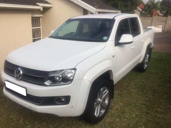 2013 VW Amarok 2.0 Bi-TDi 4Motion - Rent to Own