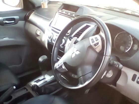 2014 Mitsubishi Pajero 2.8 TDi Sport