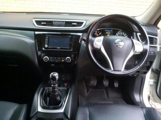 2014 Nissan X-Trail; 1.6 dCi LE 4x4 (T32)