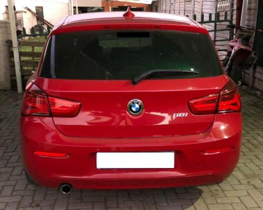 2015 BMW 118i - Rent to Own