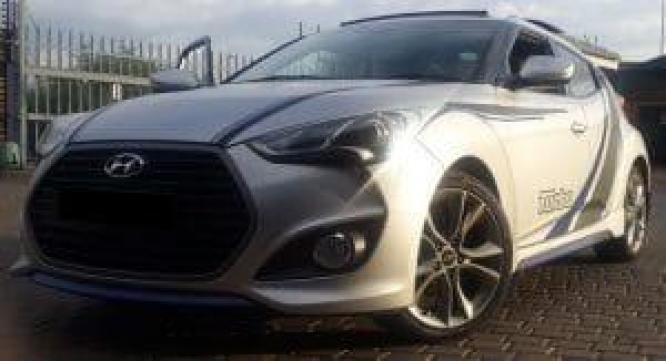 2016 Hyundai Veloster 1.6 GDiT - Rent to Own