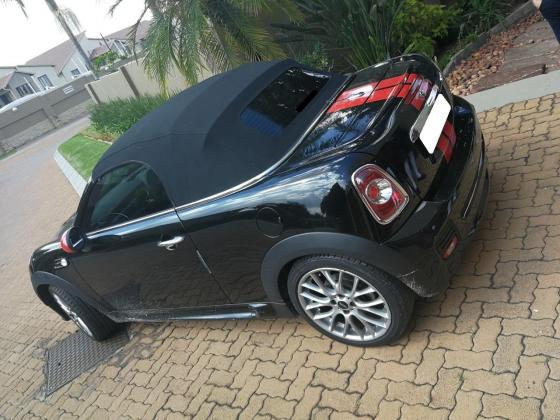2016 Mini Cooper 1.6i Convertible - Rent to Own