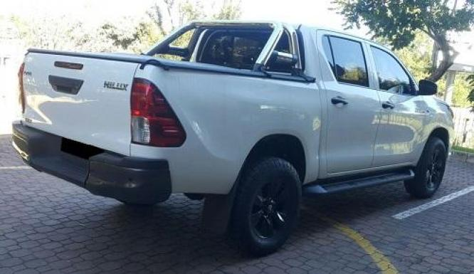 2016 Toyota Hilux 2.4 GD-6 SRX - Rent to Own in Midrand, Gauteng