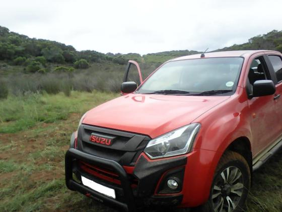 2018 Isuzu KB 250D X-Rider 4x4 - Rent to Own