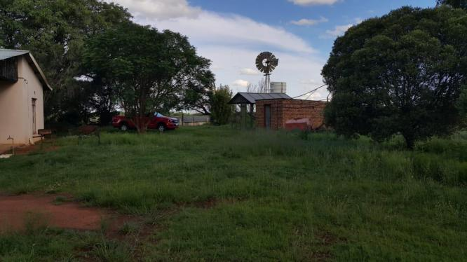 43 hektaar plaas te koop 6km vanaf Christiana / 43 Hectare farm for sale 6km from Christiana