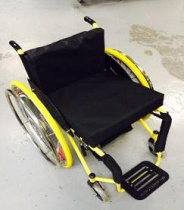 MR WHEELCHAIR CUSTOM LITE WHEELCHAIR