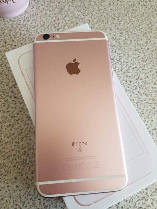 Clean Apple iPhone 6s Plus Rose Gold