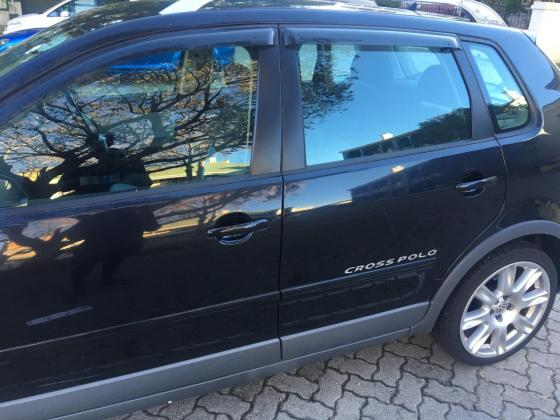 Cross Polo 1.6L Comfortline 2007 For Sale