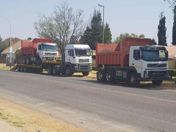DIRECT CONTRACT GUARANTEED ON PURCHASE OF TRUCKS AND TRAILERS FROM US in Boksburg, Gauteng