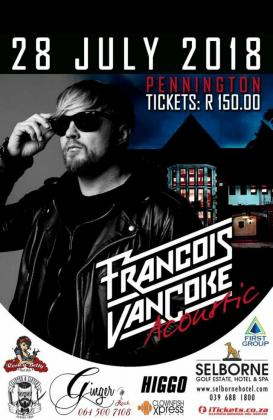 Francois van Coke in Port Shepston