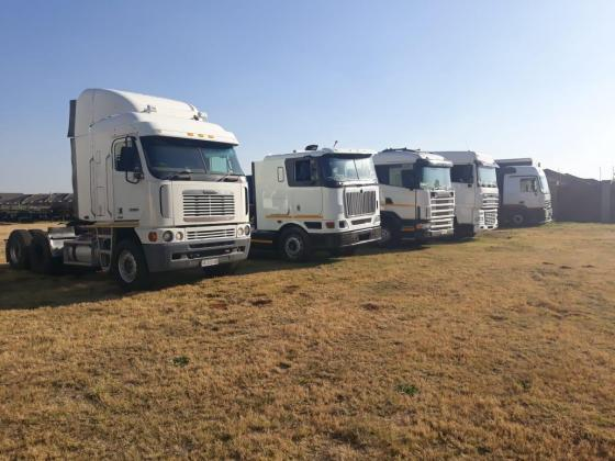 TRUCKS AND TRAILER AT VERY LOW DISCOUNTED PRICES