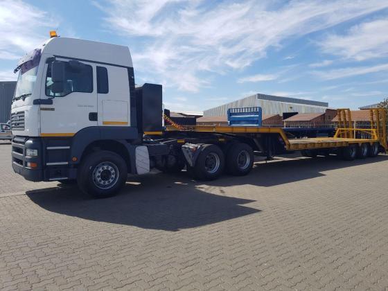 MAN WITH LOW BED!!!!!! EXCELLENT CONDITION !!!!! in Boksburg, Gauteng