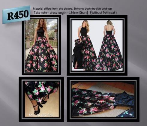 Matric/Evening Dresses