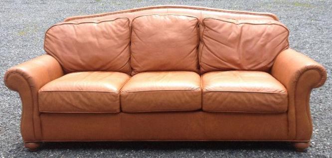 Stylish Genuine Leather Sofa