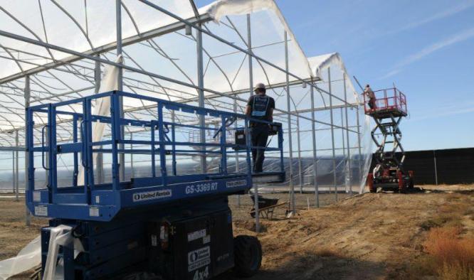 Greenhouse Tunnel Manufacturers & Refurbishers in Bronkhorstspruit, Gauteng