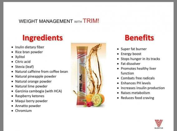Weight-loss Aid with Slimroast Coffee and TrimJuice