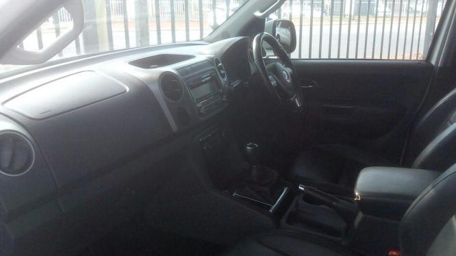 White 2013 VW Amarok 2.0 Bi-Turbo for sale!!