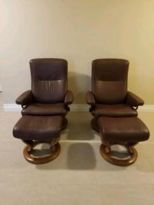 Ekornes Stressless Chairs F...