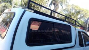 Nissan NP 200 Canopy and Roofrack