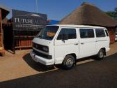 1989 WHITE VW MICROBUS FOR SALE!!
