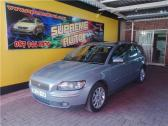 2006 Volvo V50 T5 station wagon
