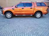 2016 Ford Ranger 3.2 Tdci Wildtrak 4x4 Auto